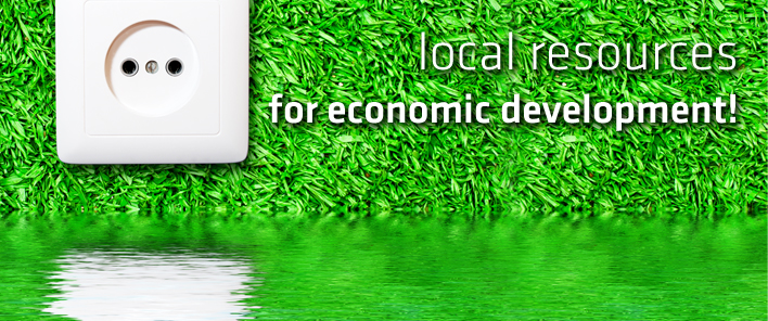 Local resources for economic development